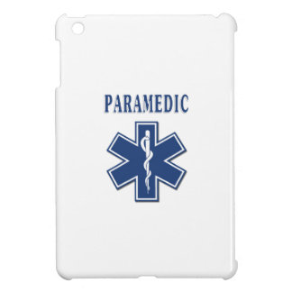 Paramedic Blue Star of Life iPad Mini Covers