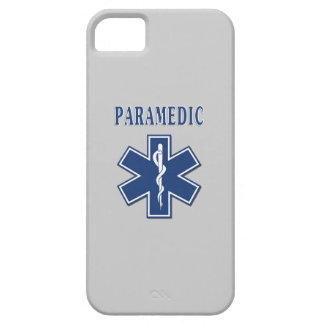 Paramedic Blue Star of Life iPhone 5 Case