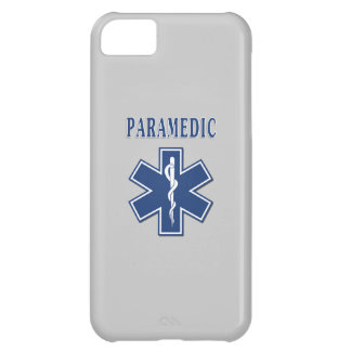 Paramedic Blue Star of Life iPhone 5C Cover