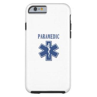 Paramedic Blue Star of Life Tough iPhone 6 Case