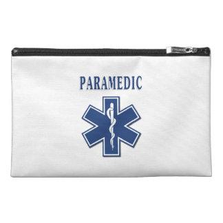 Paramedic Blue Star of Life Travel Accessory Bag