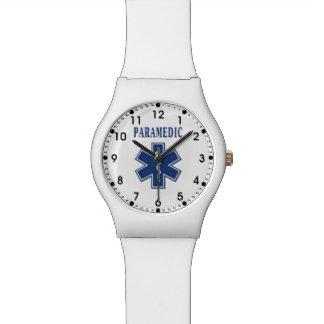 Paramedic Blue Star of Life Wristwatch