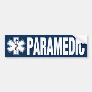 Paramedic Bumper Sticker