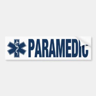 Paramedic Bumper Stickers