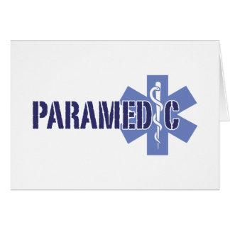Paramedic Card