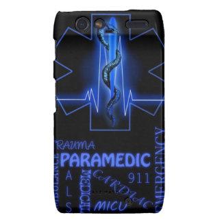 Paramedic Motorola Droid RAZR Cases