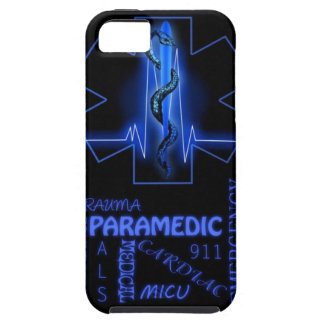 Paramedic iPhone 5 Cover