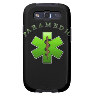 Paramedic Samsung Galaxy SIII Covers