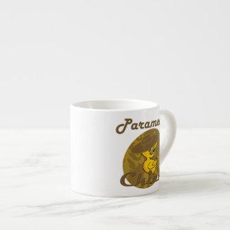 Paramedic Chick #6 6 Oz Ceramic Espresso Cup