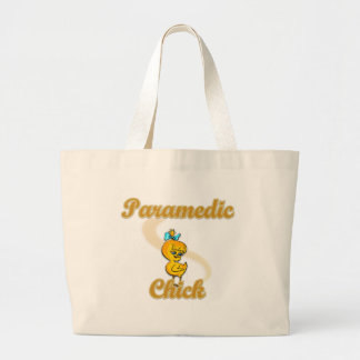 Paramedic Chick Canvas Bags