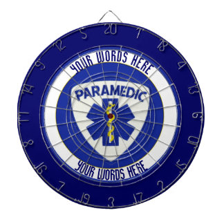 Paramedic Custom Dartboard