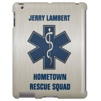Paramedic Deluxe Name Template