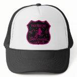 Paramedic Diva League Trucker Hat