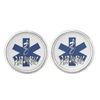 Paramedic EMS Action Cufflinks