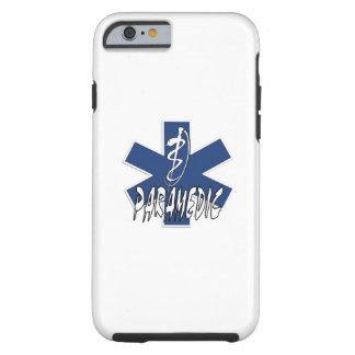 Paramedic EMS Action Tough iPhone 6 Case