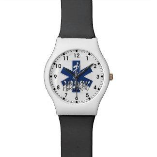 Paramedic EMS Action Wrist Watch