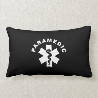 Paramedic EMS Logo Throw Pillow