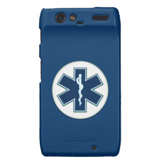 Paramedic EMT EMS Motorola Droid RAZR Covers