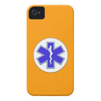 Paramedic EMT EMS iPhone 4 Case-Mate Cases