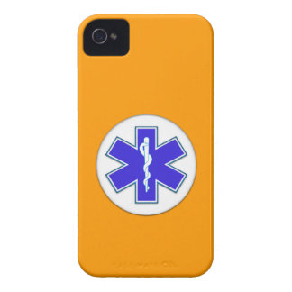 Paramedic EMT EMS iPhone 4 Cases