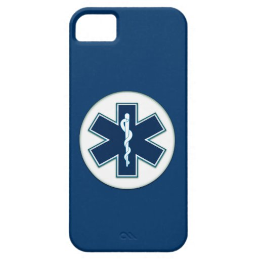 Paramedic EMT EMS iPhone 5 Cover