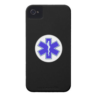 Paramedic EMT EMS iPhone 4 Case-Mate Case
