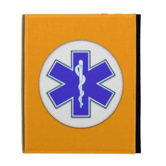 Paramedic EMT EMS iPad Folio Covers