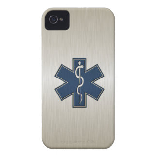 Paramedic EMT EMS Deluxe iPhone 4 Cases