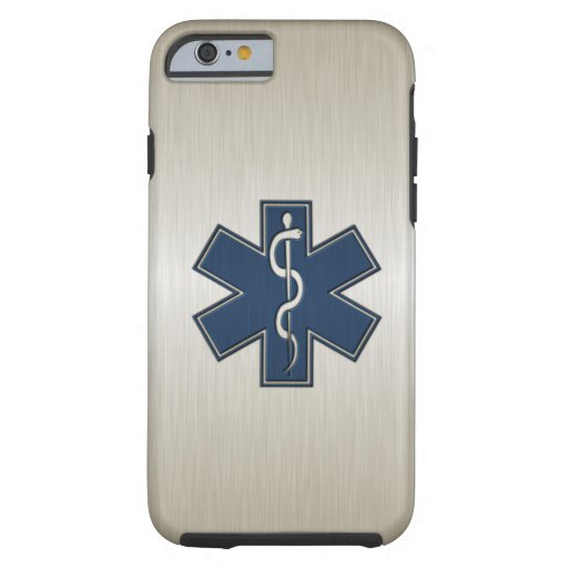 Paramedic EMT EMS Deluxe iPhone 6 Case