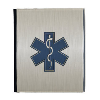Paramedic EMT EMS Deluxe iPad Cases