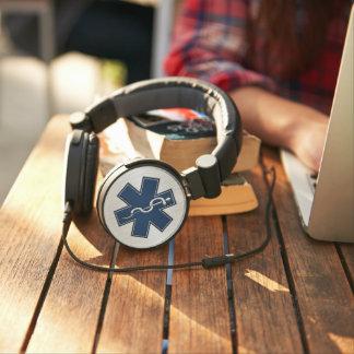 Paramedic EMT EMS Deluxe Headphones