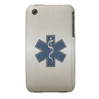 Paramedic EMT EMS Deluxe iPhone 3 Case