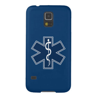 Paramedic EMT EMS Galaxy S5 Covers
