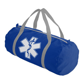 Paramedic EMT EMS Gym Bag