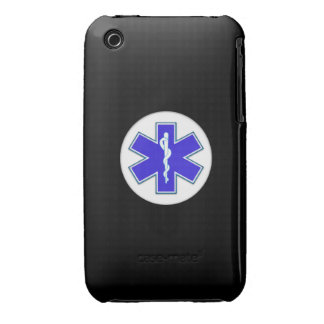 Paramedic EMT EMS iPhone 3 Case-Mate Case