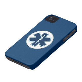 Paramedic EMT EMS iPhone 4 Cover