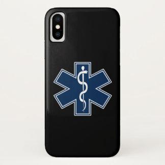 Paramedic EMT EMS iPhone X Case