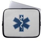Paramedic EMT EMS Laptop Computer Sleeves