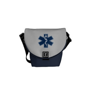 Paramedic EMT EMS Courier Bags