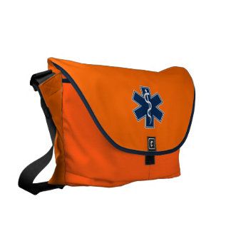 Paramedic EMT EMS Commuter Bag