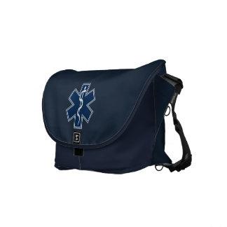 Paramedic EMT EMS Messenger Bag