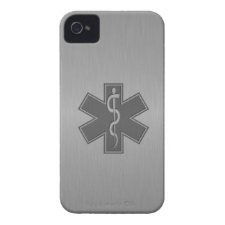 Paramedic EMT EMS Modern Case-Mate iPhone 4 Cases