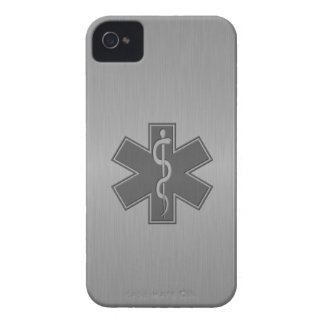 Paramedic EMT EMS Modern iPhone 4 Cover