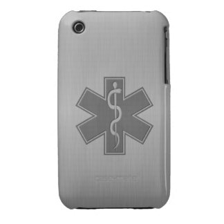 Paramedic EMT EMS Modern iPhone 3 Case