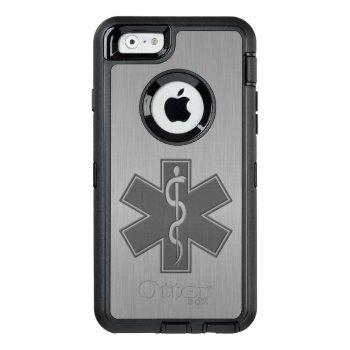 Paramedic Emt Ems Modern Otterbox Defender Iphone Case by JerryLambert at Zazzle