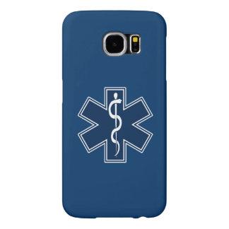 Paramedic EMT EMS Samsung Galaxy S6 Cases