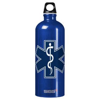 Paramedic EMT EMS SIGG Traveler 1.0L Water Bottle