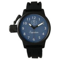 Paramedic EMT EMS Signature Wrist Watch