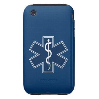 Paramedic EMT EMS Tough iPhone 3 Case