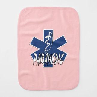 Paramedic Family Burp Cloth